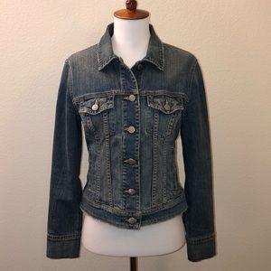 Vintage J Crew Denim Jacket